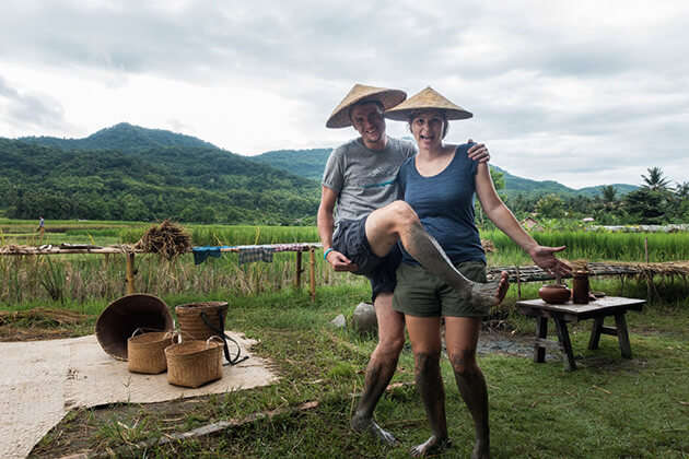 Living Land Farm - beast southeast asia tours