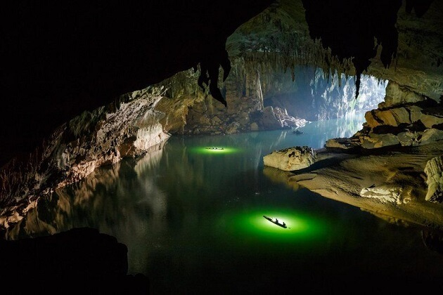 Long Kong Lor Cave - 10 things to do in laos