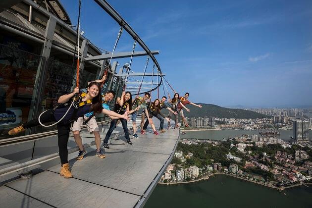 MACAU TOWER - hong kong tour packages