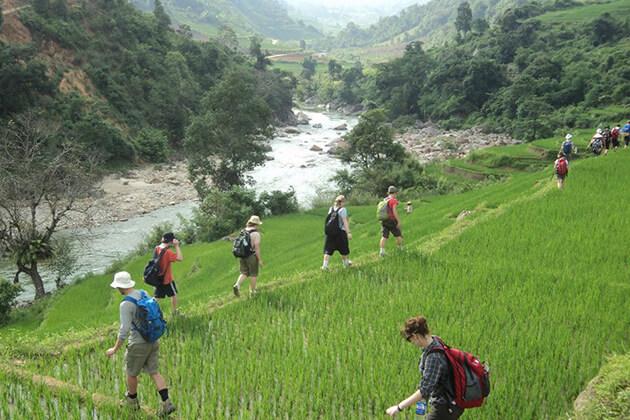 Ma Tra village