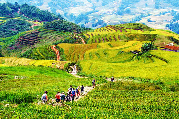Mai Chau - indochina itinerary 3 weeks