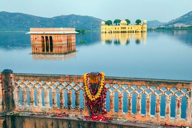 Man Sagar lake - 10 days india wildlife tour