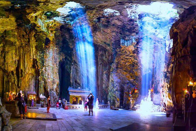 Marble Mountain - vietnam cambodia thailand holidays