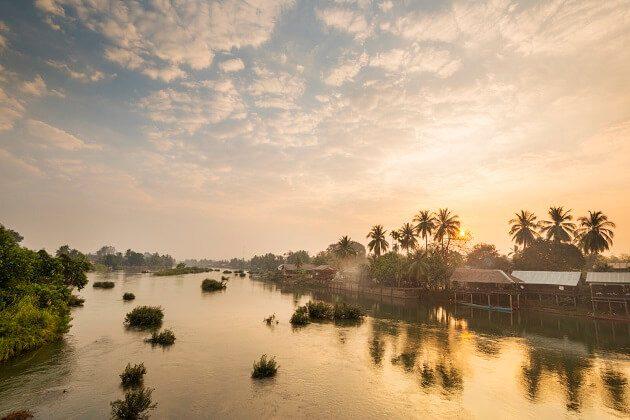Mekong River - cambodia family itinerary