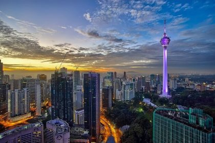 Menara Kuala Lumpur - malaysia 1 week package