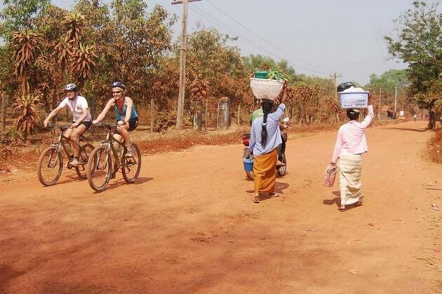 Minnanthu Village - myanmar vacation