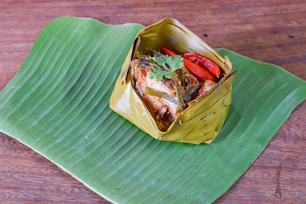 Mok - best food in laos