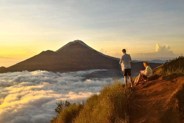 Mount Batur - 1 week vacation in bali