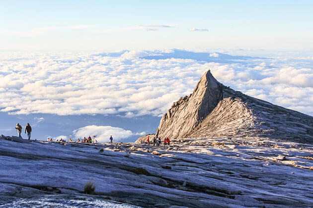 Mount Kinabalu - malaysia vacation