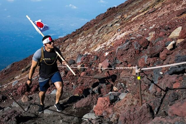 Mountain Fuji - tour packages to east asia