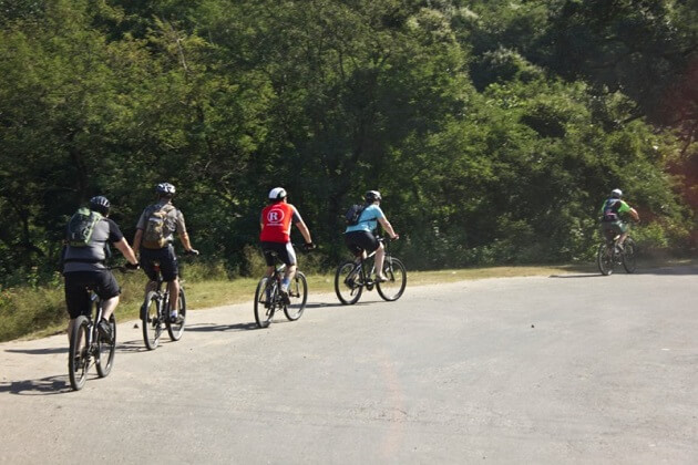 Mudumalai National Park - best 14 days cycling tour india