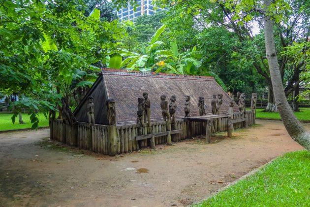 Museum of Ethnology in vietnam