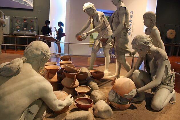 Museum of Prehistory - 8 days taiwan adventure tour