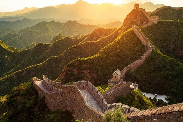 Mutianyu Great Wall - east asia travel packages
