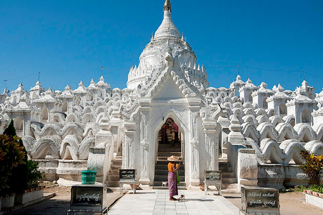 Myatheindan Pagoda - vietnam cambodia laos myanmar tour