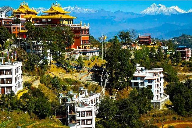 Namobuddha - 2 week nepal