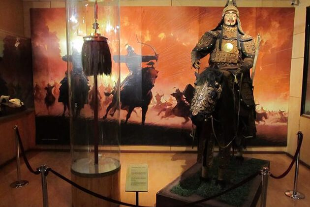 National Museum mongolia vacation packages to asia