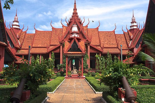 National Museum - vietnam cambodia laos tours