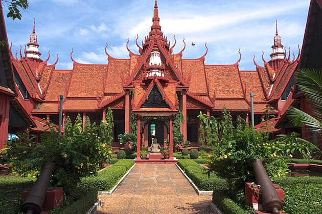 National Museum - vietnam cambodia laos tours