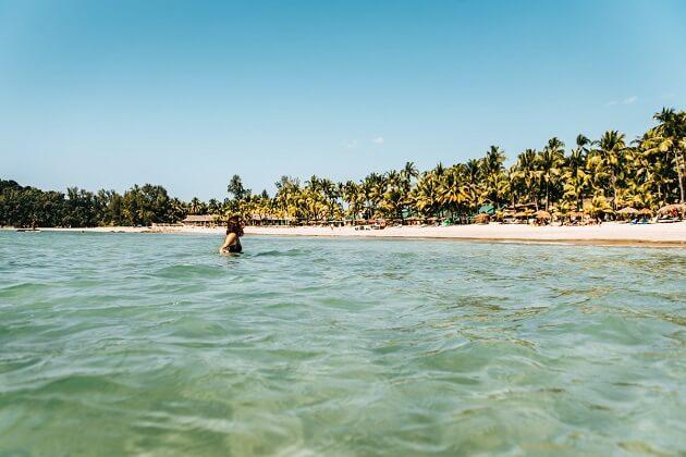 Ngapali beach - best myanmar vacation