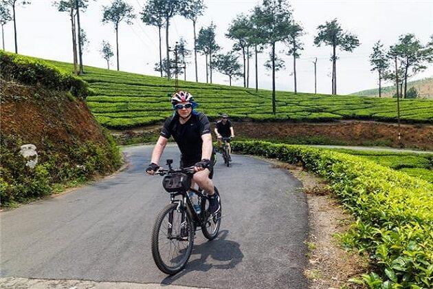Nilgiri Hills - cycling around india