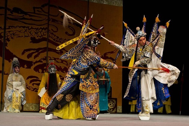 Opera in Beijing - china family tour package