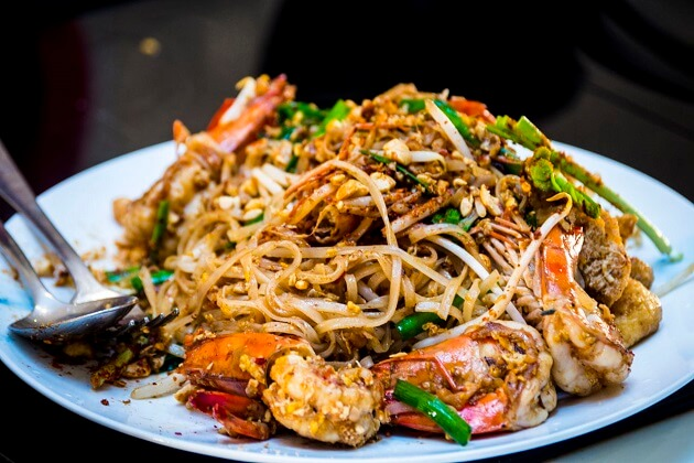Pad Thai - best thailand food