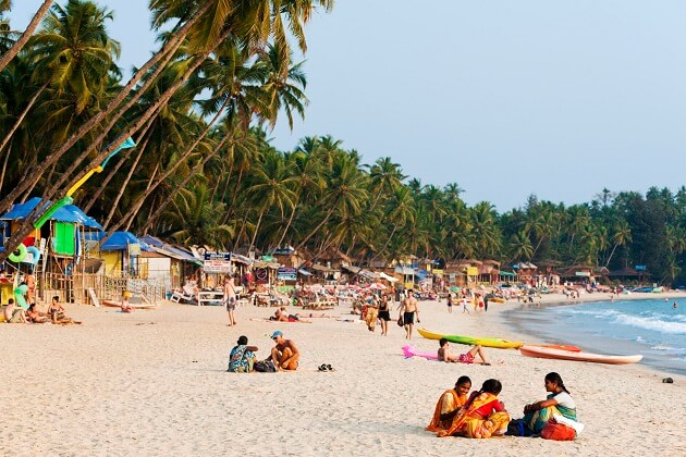 Palolem Beach - best south asia tours