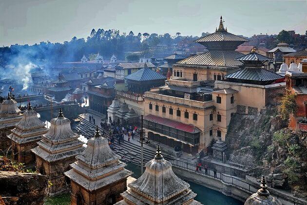 Pashupatinath Temple - nepal 2 week itinerary