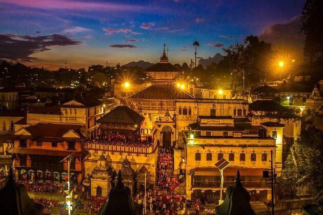 Pashupatinath - classic adventure nepal
