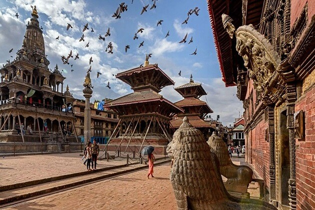 Patan Durbar Square - nepal for two weeks