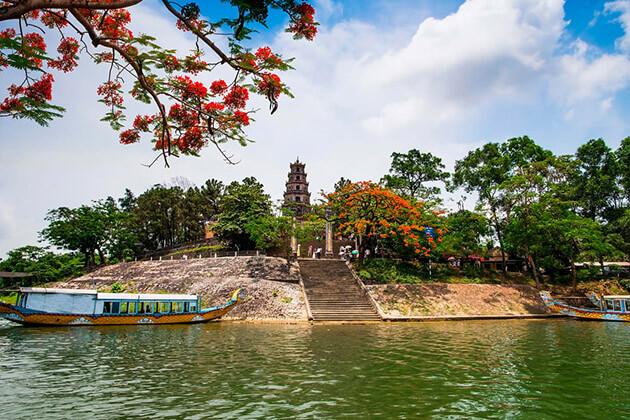 Perfume River - vietnam cambodia laos trip