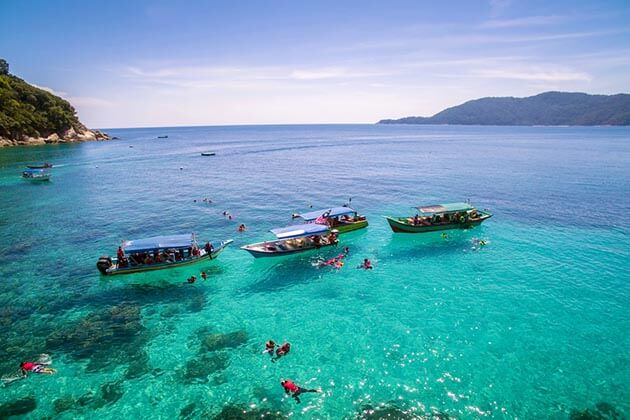 Perhentian Islands - malaysia tour packages