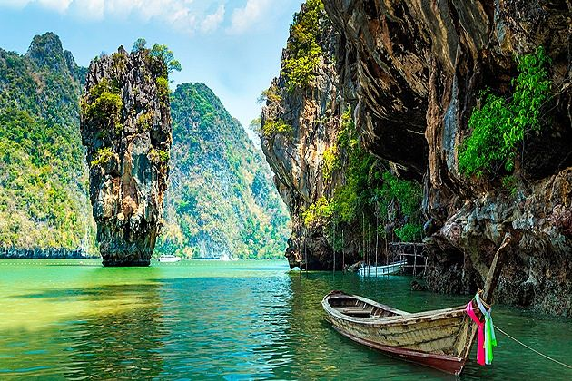 Phang Nga Bay - Southeast Asia travel