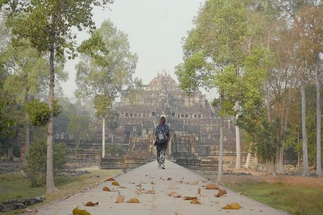 Phimeanakas - best cambodia vacation