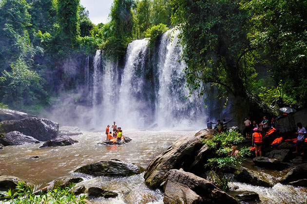 Phnom Kulen Mountain