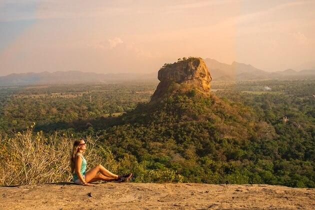 Pidurangala - sri lanka adventure tour packages