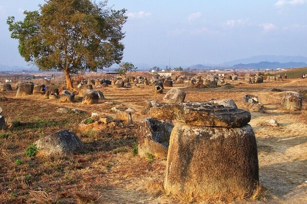 Plain of Jars - best things to do in northern laos