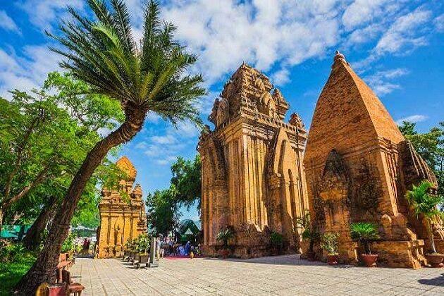 Po Nagar Towers - vietnam classic holiday