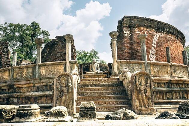 Polonnaruwa - sri lanka 2 week holiday