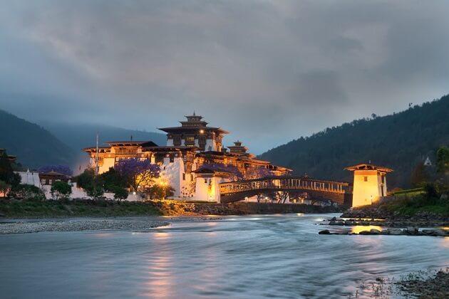 Punakha Dzong - south asia 2 week trip