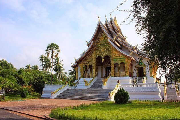 Royal Palace - best vietnam cam laos tour