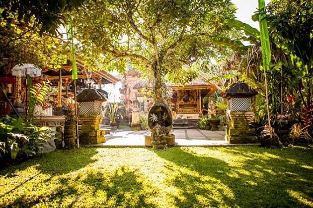 Rumah Desa - bali family tour package