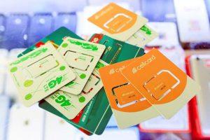 Cambodia SIM card - travel guide to cambodia
