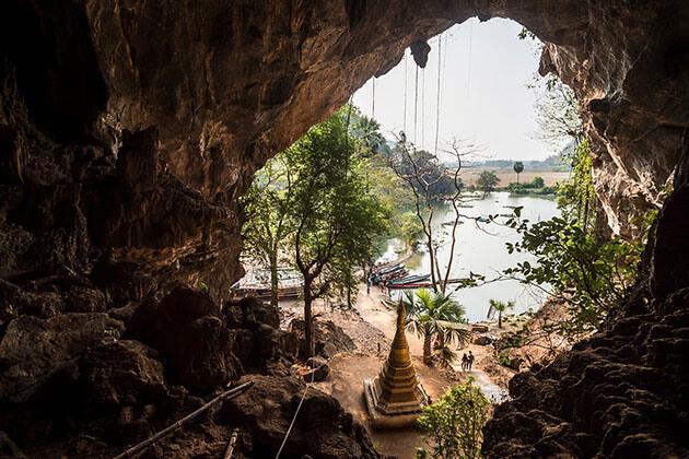 Saddar Cave - top things to do in burma - myanmar