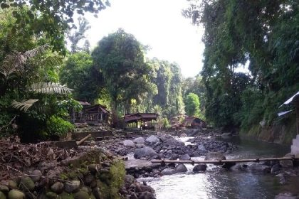 Sembahe River - sumatra jungle tours