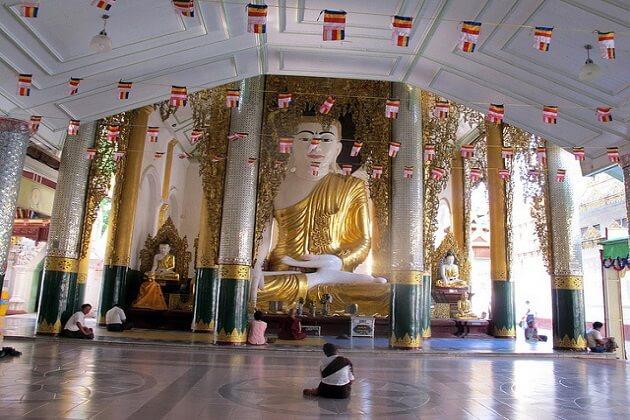 Shwedagon Pagoda - myanmar what to know