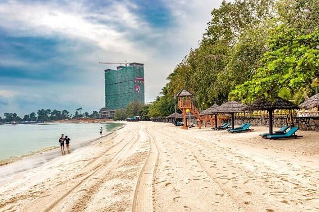 Sihanoukville - best cambodia holiday