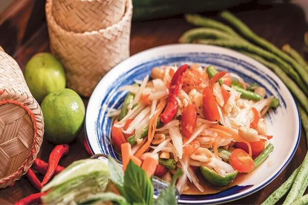 Som Tam - thailand food