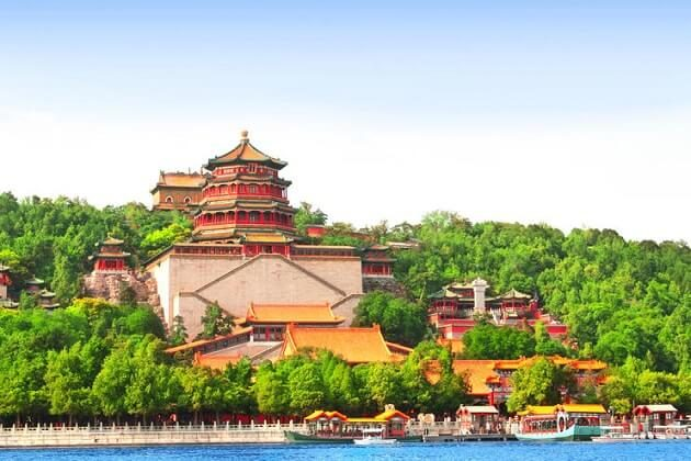 Summer Palace - east asia holiday